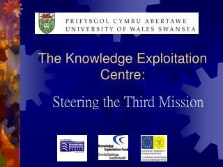 The Knowledge Exploitation Centre: