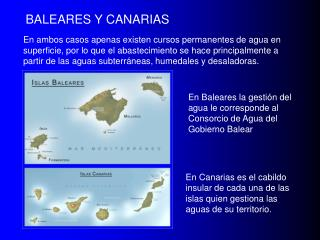 BALEARES Y CANARIAS
