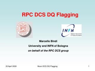 RPC DCS DQ Flagging