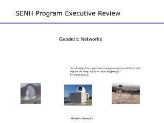 SENH Program Executive Review