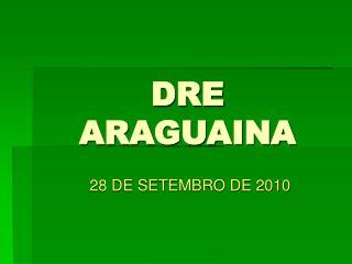 DRE ARAGUAINA