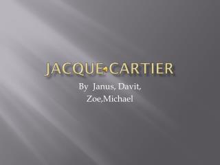Jacque Cartier