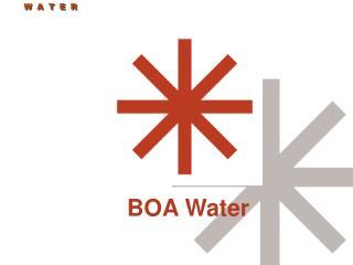BOA Water