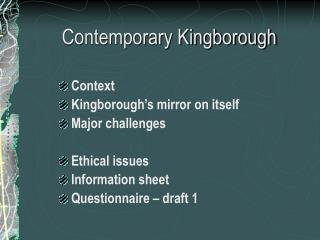 Contemporary Kingborough