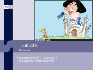 Tariff 2010