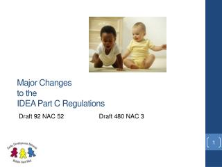Major Changes  to the  IDEA Part C Regulations