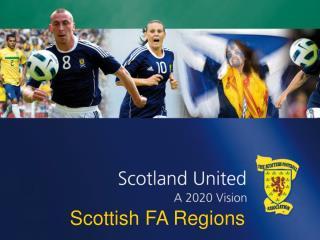 Scottish FA Regions