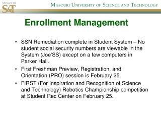 Online Educational Technology Masters Program   Fall 2012