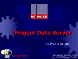 Project Data Server