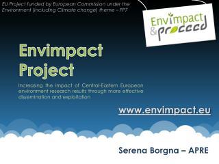 Envimpact Project