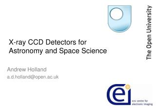 X-ray CCD Detectors for Astronomy and Space Science