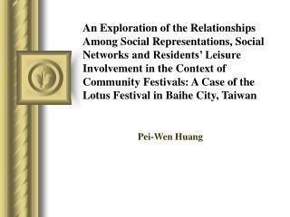 Pei-Wen Huang
