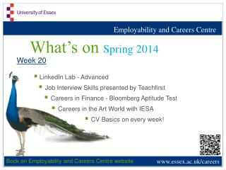 Employability and Careers Centre