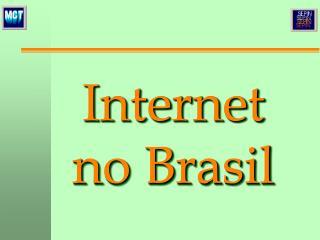Internet  no Brasil