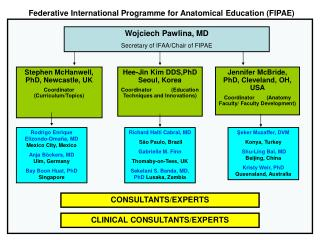 Federative International Programme for Anatomical Education (FIPAE)