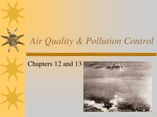 Air Quality & Pollution Control