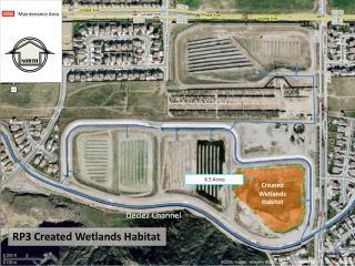 RP3 Created Wetlands Habitat