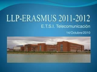 E.T.S.I. Telecomunicación 14/Octubre/2010