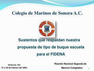 Colegio de Marinos de Sonora A.C.