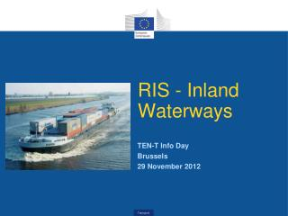 RIS - Inland Waterways