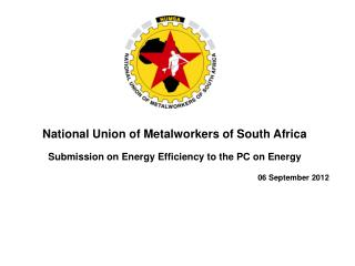 National Union of Metalworkers of South Africa