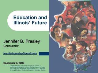 Education and Illinois' Future