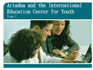 Ariadna and the International Education Center for Youth