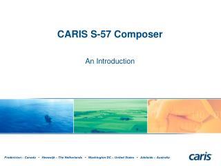 CARIS S-57 Composer