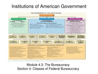 Institutions of American Government