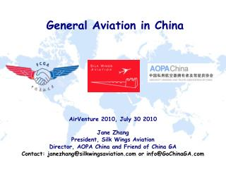 General Aviation in China