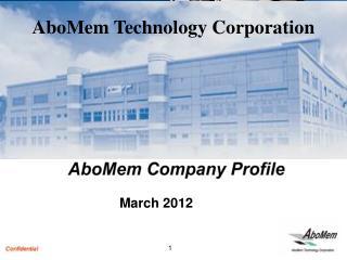 AboMem Technology Corporation