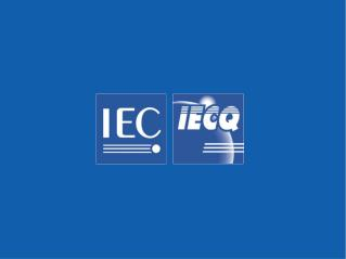 Chris Agius Executive Secretary IECQ