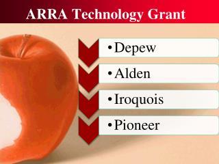 ARRA Technology Grant
