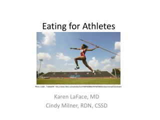 Eating for Athletes