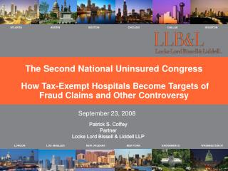 The Second National Uninsured Congress