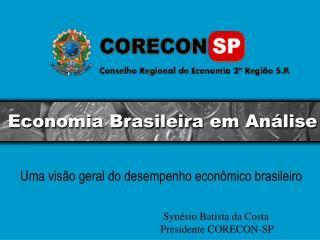 Economia Brasileira em Análise