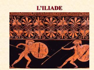 L�ILIADE