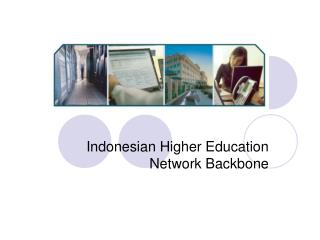 Indonesian Higher Education Network  Backbone