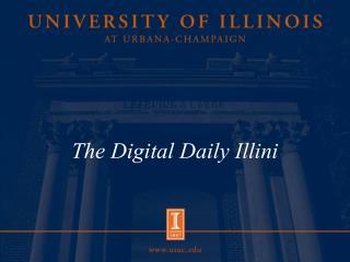 The Digital Daily Illini