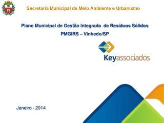 Secretaria Municipal de Meio Ambiente e Urbanismo