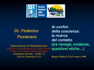 Dr. Federico  Posteraro