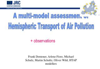 A multi-model assessment of