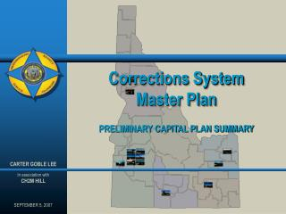 Corrections System Master Plan