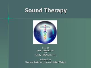 Sound Therapy