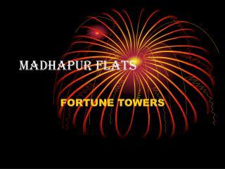 MADHAPUR FLATS