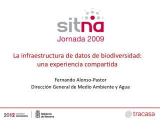 La infraestructura de datos de biodiversidad: una experiencia compartida