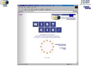 WISTCIS PROJECT COMPONENTS