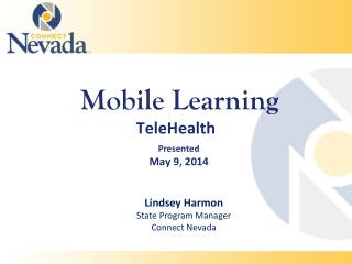 Mobile Learning TeleHealth