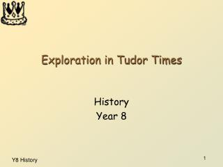 Exploration in Tudor Times