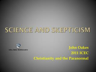 Science and Skepticism